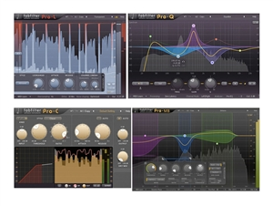 FabFilter Mastering Bundle (Download)