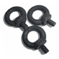 Electro-Voice MB100, Forged eyebolt attachment kit (set of three) for a single Sb121, Sb122PI, Sx100 or Sx300, black