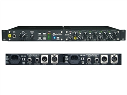 Great River MEQ-1NV Microphone Preamplifier/EQ w/ FREE Rack Mount Kit