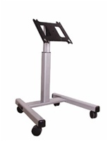 "Chief MFMUS, Universal Flat Panel Confidence Monitor Cart (30-55"" Displays)"
