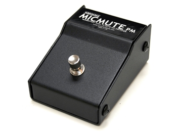 Whirlwind MICMUTE-PM - Switcher, Microphone / Line-Level, XLR I/O
