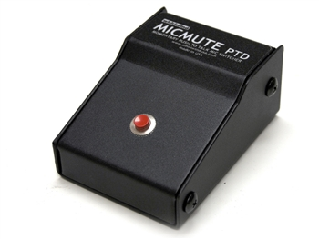 Whirlwind MICMUTE-PTD, Push-to-Talk Switch (Desktop)