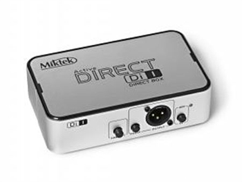 Miktek DI1 - Active Direct Box
