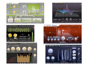 FabFilter Mixing Bundle (Download)