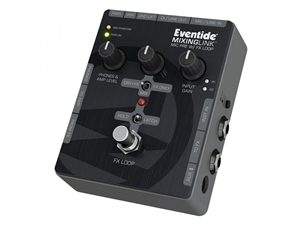 Eventide MixingLink - PreAmp and FX loop peda