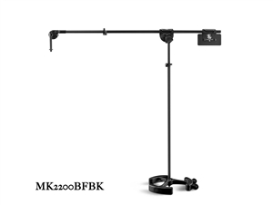 Latch Lake micKing 2200 Big Foot, Black, Mic Stand