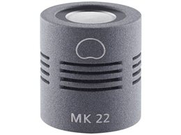 Schoeps MK22ni Open Cardioid Microphone Capsule, Nickel finish