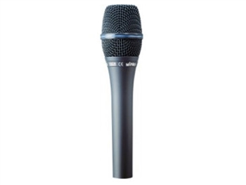 MIPRO MM-107, Hypercardioid Handheld Wired Microphone with On/Off switch
