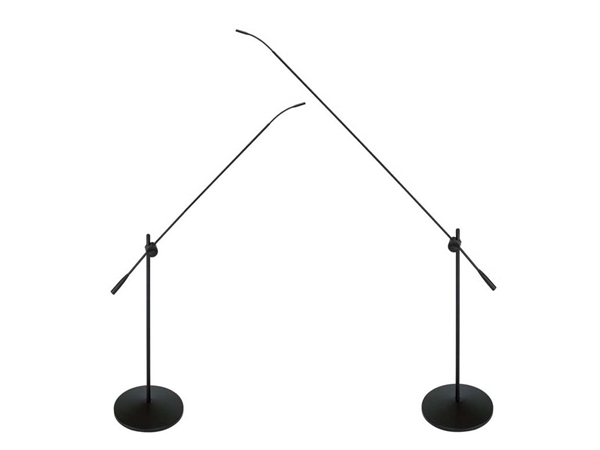 DPA MMP-FJS - d:dicate Floor Stand with Modular Active Boom, 75cm, Single