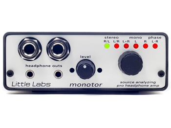 Little Labs Monotor - Professional Headphone Amplifier