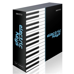 MOTU Electric Keys - Virtual Keyboard Instrument