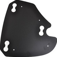 Electro-Voice MP1-B, Single Mounting Plate for ZX1
