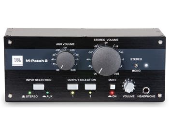JBL M-Patch 2 - Passive Stereo Controller
