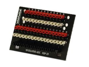 Whirlwind MPB-28 - 28 Channel Punch Down Block w/Hardware