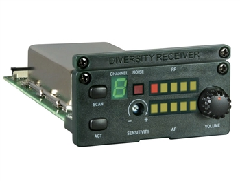 MIPRO MRM-70, UHF ACT 16-Channel, Frequency Agile Receiver Module for MA-909