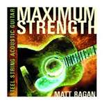 Tascam Matt Ragan Max Strength Steel String Acoustic Guitar