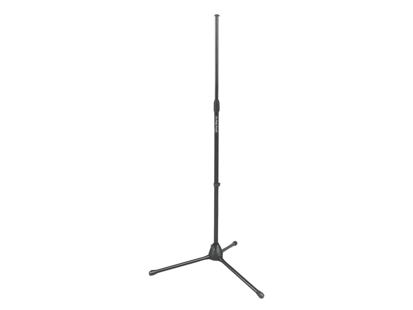 On-Stage MS7700B Euro-Style Tripod Base Microphone Stand