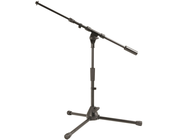 On-Stage MS9411TB+ Heavy-Duty short tele boom Drum Microphone Stand