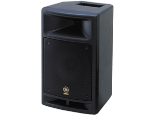 "Yamaha MSR100 - Powered speaker, 100W , 8"" LF"
