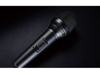 Lewitt MTP 350 CMs - Condenser Handheld Performance Microphone, On/off switch