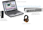 MusicXPC Professional M5X Mobile DAW. Digidesign 003Rack, Pro Tools 7.4LE, Complete Configuration and Test included