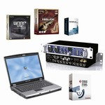 MusicXPC Professional M4. RME FireFace400. Steinberg Cubase Studio 4 and Free Software!!!