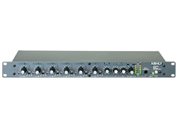 Ashly MX206 - 6 Channel Rack-mountable Stereo Microphone Mixer