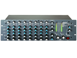 Ashly MX-508 - 8-Channel Stereo Microphone Mixer