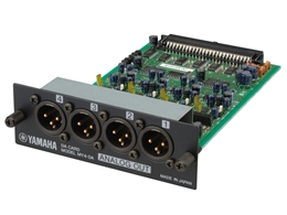 Yamaha MY4DA - 4-Channel Analog Output Card