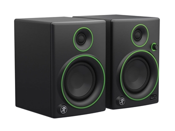 Mackie CR4 Powered Studio Monitor (Pair)