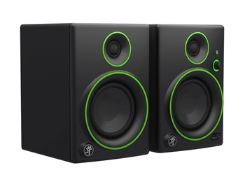 Mackie CR4BT Powered Studio Monitor with Bluetooth (Pair)
