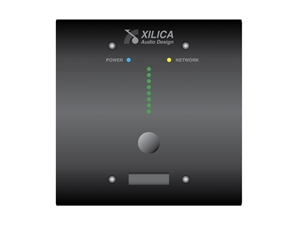 Xilica Mini K1 Black, A Single programmable Level Controls, NeuPanel Series