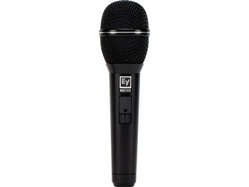 Electro-Voice ND76S Cardioid Dynamic Vocal Microphone w/ Switch