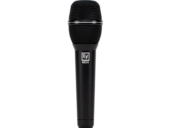 Electro-Voice ND86 SuperCardioid Dynamic Vocal Microphone