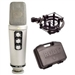 RODE NT2000, Seamlessly variable dual Condenser Microphone