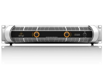 Behringer NU3000 - Ultra-Lightweight, High- Density 3000-Watt Power Amplifier