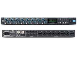 Focusrite OctoPre MkII Dynamic - 8-Channel Mic Preamp w/Compression