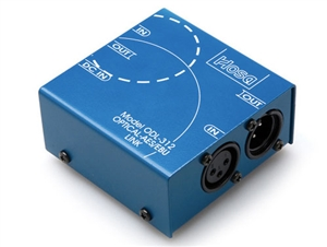Hosa ODL-312 Optical S/DIF (Toslink) to AES/EBU (XLR) Format Converter---IN STOCK NOW--