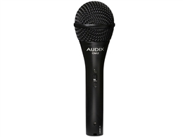 AUDIX OM2S Dynamic Vocal Microphone w/ on/off switch