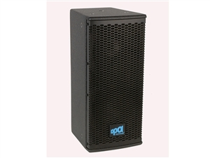 On Point Audio OPA-28 NP Black, Ultra-small 400w dual 8-inch 2-way speaker, On Point Audio