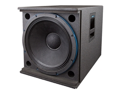 On Point Audio OPALine-Sub, 18-inch dual powered subwoofer, On Point Audio