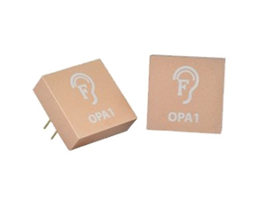 Fredenstein OPA1 - Operational Amplifier with discrete J-FET input stage