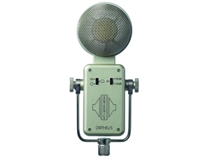 Sontronics Orpheus - Switchable Cardioid/Figure8/Omni Pattern Condenser Microphone