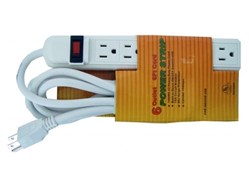 Rolls OS10 6 Outlet Surge Protector