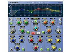 Sonnox Oxford EQ Plug-in Native