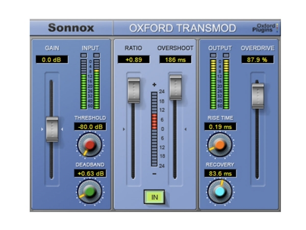 Sonnox Oxford TransMod Plug-in Native (Download)