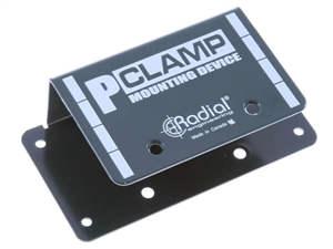 Radial P-Clamp Mounting adaptor for small size Radial DIs
