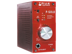 True Systems P-SOLO Single-Channel Microphone Preamplifier