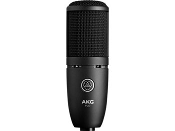 AKG P120 Project Studio Cardioid Condenser Microphone