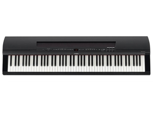 Yamaha P255 Black 88-Key weighted Digital Piano